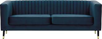 SLF24 Slender 3 Seater Sofa-Velluto 11