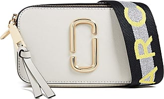 Marc Jacobs Womens Small Snapshot Camera Bag One Size Grey