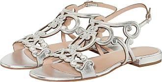Unützer Sandalen (Silber) - Damen