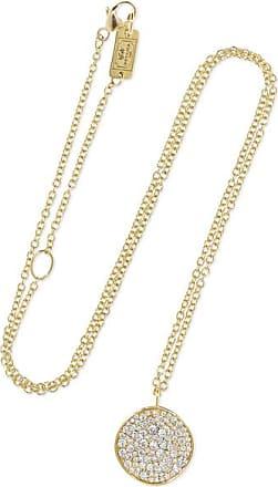 Ippolita Stardust 18-karat Gold Diamond Necklace