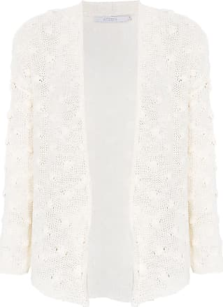 Ateen Casaco Tricot - Off White