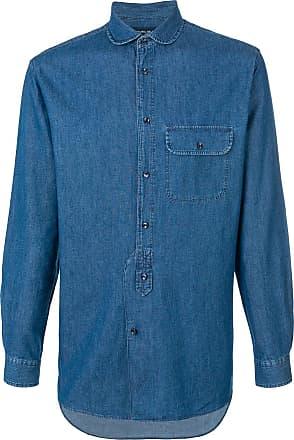 Natural Selection Camisa Studio - Azul
