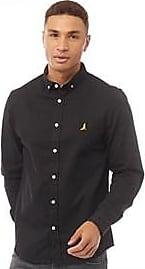 Brave Soul long sleeve plain shirt