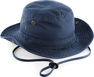 Beechfield BC789 Outback Hat - Blue - One size