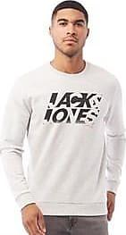 Jack & Jones loopback crew neck sweatshirt