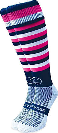 Wackysox Rugby Socks, Hockey Socks - Town and Gown Micro Hooped Sports Socks
