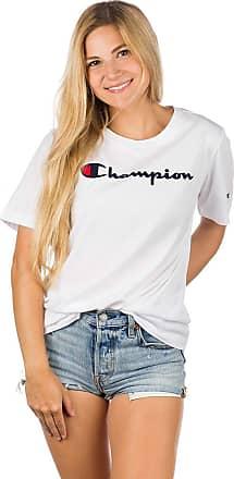 Champion American Logo T-Shirt wht