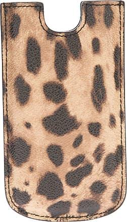 Dolce & Gabbana Capa para celular marrom - Neutro