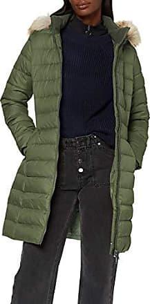 Tommy Jeans doudoune Essential Hooded Femmes Veste D/'Hiver Jacket Black Iris