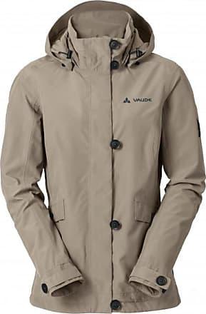 Vaude Chola Jacket III Freizeitjacke für Damen | grau/beige