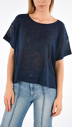 Roberto Collina Linen Blend T-Shirt size M