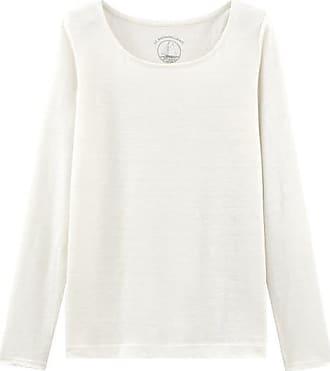 14f90929a40 Petit Bateau Tee-shirt manches longues femme en lin