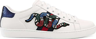 buy popular e4379 c08fe Gucci Baskets brodées Ace