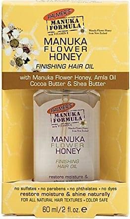 Palmers Manuka Honey Finishing Hair Oil