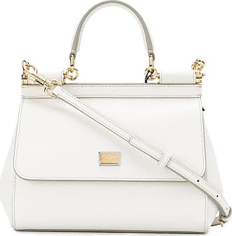 Dolce & Gabbana Sicily small shoulder bag - Branco