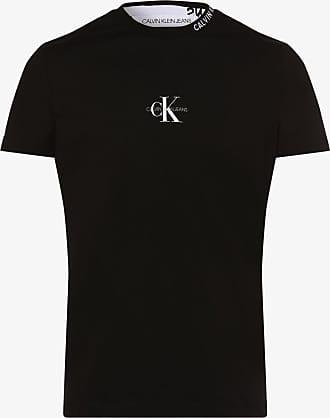 Calvin Klein Jeans Herren T-Shirt schwarz