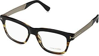 4844302ed6 Tom Ford FT5372, Monturas de gafas para Hombre, (Negro), 52.0