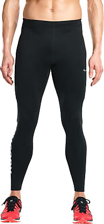 Saucony Power Running Tights - Small Black