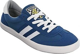 Lambretta VULKAN Trainers Blue