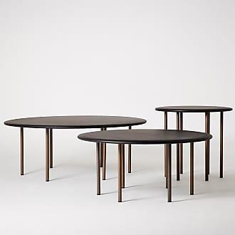 The Conran Shop Six Leg Coffee Table Dark Oak 72cm