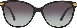 Burberry Sunglasses Óculos de sol modelo gatinho - Preto