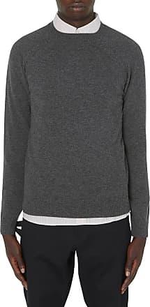 A.P.C. A.p.c. Same pull knitwear PLC ANTHRACITE CINE S