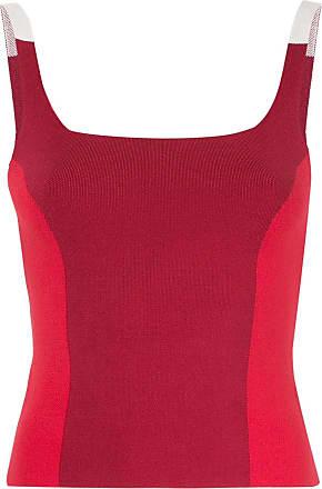 Nagnata Blusa color block - Vermelho