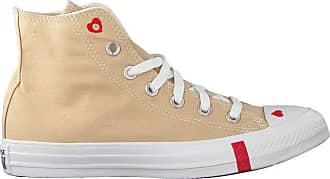 Converse Beige Converse Hoge Sneaker Chuck Taylor All Star Love