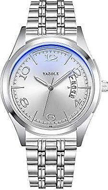 Yazole Relógio De Quartzo YAZOLE Z 515-S À Prova D Água (1)
