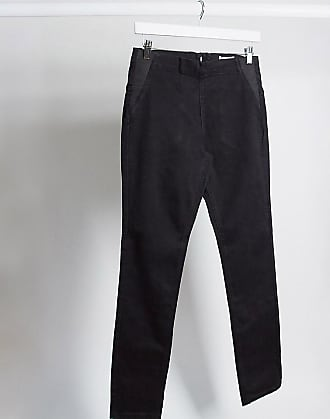 Mama Licious Mamalicious high waisted after birth zip back jeans in black