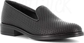 Generico Made in Italy Moccasin in Leather - Black Black Size: 5 UK