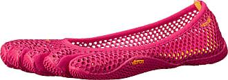 Vibram Fivefingers FiveFingers Vi-b, Womens Outdoor Multisport Training Shoes, Rose (Dark pink), 4 UK (37 EU)