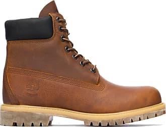 Timberland Heritage 6 Inch Premium Boots - Medium Brown