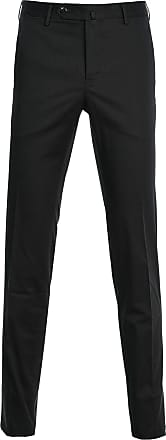 PT01 Fashion Man DL01Z00PA1SD360360 Black Cotton Pants | Spring Summer 20