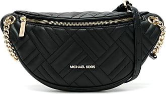 Michael Michael Kors Pochete Peyton LG - Preto