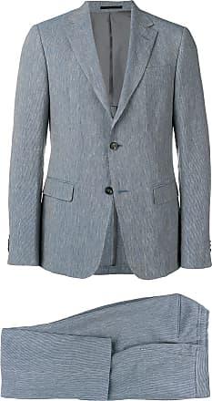 Ermenegildo Zegna fitted suit - Blue
