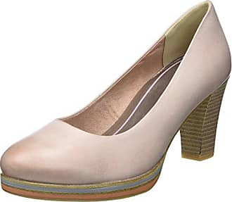 Details zu Marco Tozzi Damen 24413 Pumps Schuhe High Heels, Pink (Rose Metallic 952), 39 EU