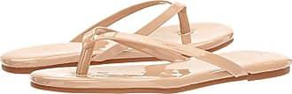 Yosi Samra Rivington (Nude Patent) Womens Flat Shoes