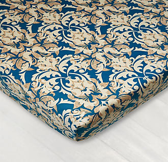 Dreamon Bedsheet With Rubber Damask Gold