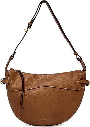 Gianni Chiarini small size ginevra shoulder bag color brown