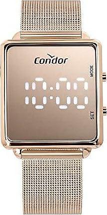Condor Relógio Condor Feminino Led Rose COBJ3382AB4J
