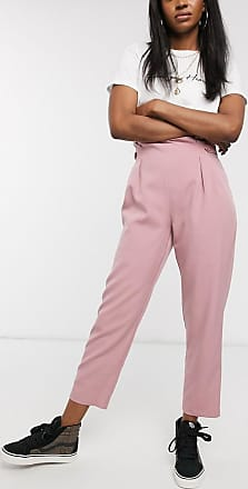 Urban Bliss carolina tapered trousers-Pink