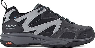 Hi-Tec Sneaker Razor Low WP Charcoal Black Cool Grey Man Size: 8.5 UK
