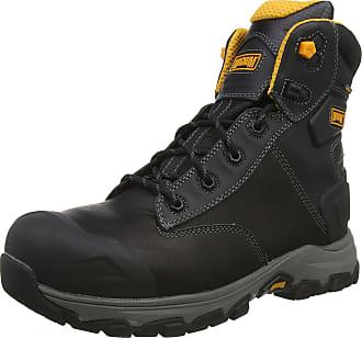 Magnum Mens Hamburg 60 Composite Toe & Plate Safety Boots, Black (Black 021), 6 UK