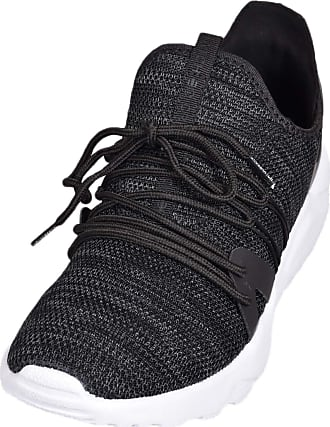 Crosshatch Mens Saiph Training Sneaker Black UK 9