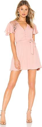 BB Dakota First Impressions Dress in Pink