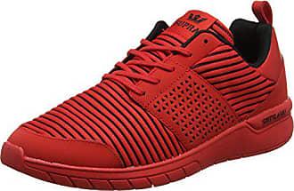 buy online 99e56 4ca68 Supra Scissor, Baskets Basses Homme, Rouge Red, 41 EU
