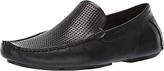 Kenneth Cole Reaction Mens Sound Driver C Driving Style Loafer, Black, 8.5 M US