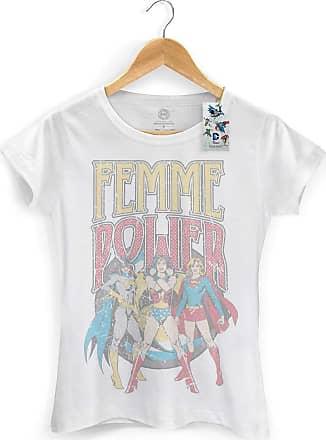 DC Comics Camiseta Power Girls Femme Power