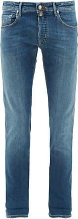 Jacob Cohen Slim-leg Cotton-blend Jeans - Mens - Indigo